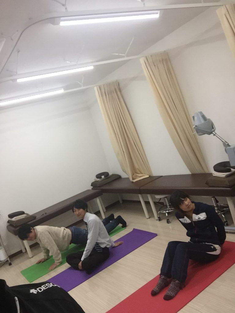 体幹トレーニング教室