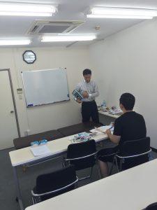 キネシオテーピング教室