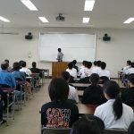杜若高校栄養セミナー