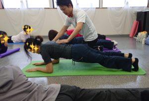 3月30日体幹トレーニング教室2