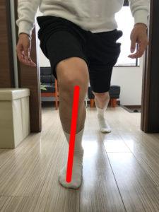 足の悪い使い方